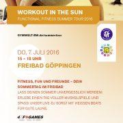 STB Summer Tour 2016 Göppingen