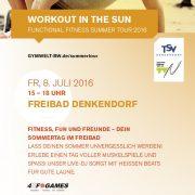 STB Summer Tour 2016 in Denkendorf