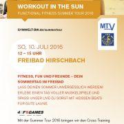 STB Summer Tour 2016 in Aalen