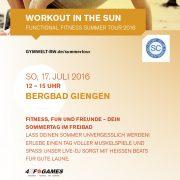 STB Summer Tour 2016 in Giengen