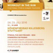 STB Summer Tour 2016 in Stuttgart