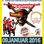 Piratenfasching 2017 in Dorfmerkingen