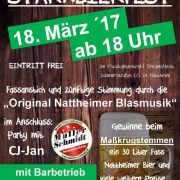Starkbierfest 2017 in Nattheim