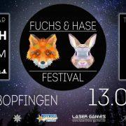 Fuchs und Hase Festival 2017 Banner